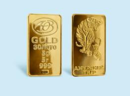 Купить слитки золота