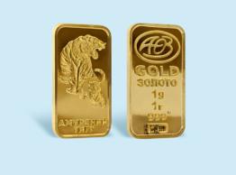 золотой слиток 1 грамм купить
