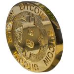 Купить золотые монеты биткоин